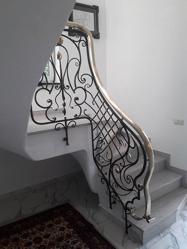 Schwere exklusive Treppen | Alte Hammerschmiede